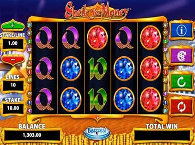 sheik yer money barcrest online slot