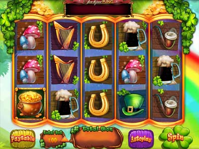 slots o gold by blueprint gaming slot review