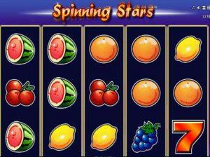 spinning stars novomatic slot