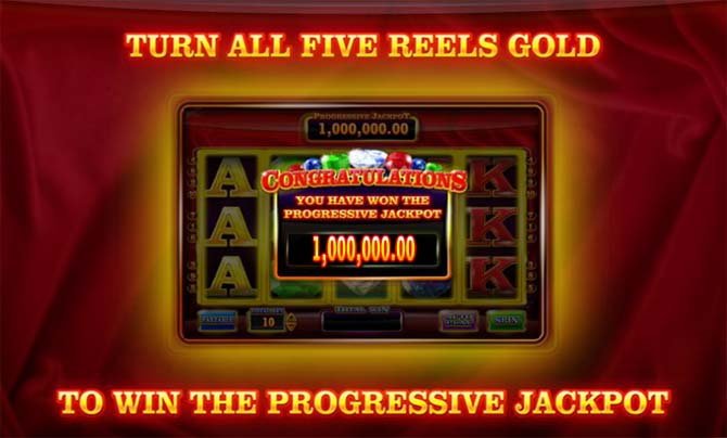 super diamond deluxe online progressive jackpot slot