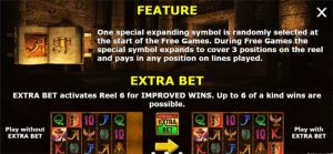 book of ra deluxe 6 feature