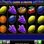 candy and fruits online slot review