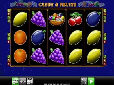 Candy And Fruits Slot Machine Online ᐈ Merkur™ Casino Slots