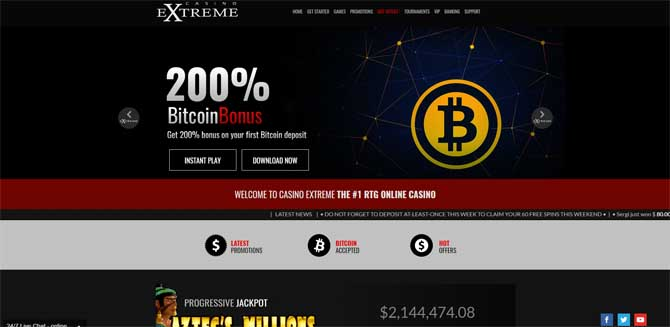 casino extreme casino review
