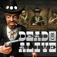 dead or alive slot with sticky wilds