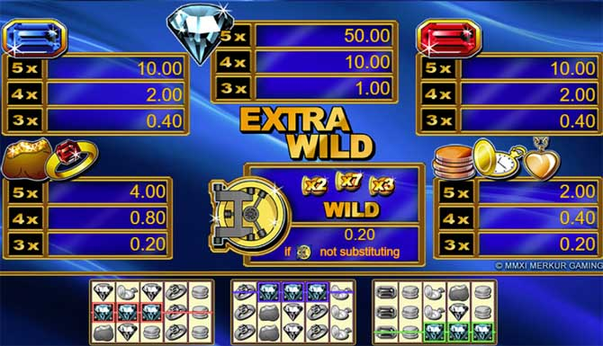extra wild slot review