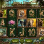 jungle spirit call of the wild online slot