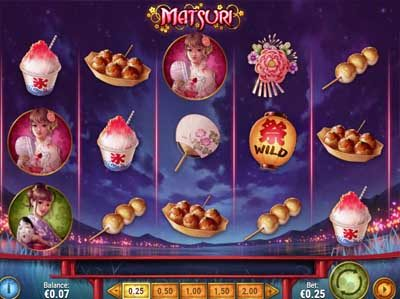 matsuri online slot review