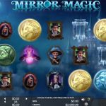 mirror magic online slot by genesis gaming