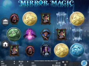 mirror magic online slot by genesis gaming