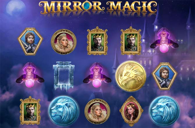 mirror magic online slot