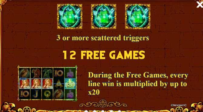 secret elixir online slot review