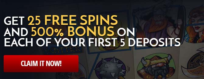 spartan slots casino welcome bonus