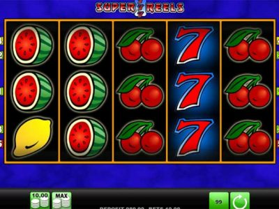 super 7 reels slot review