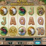 aztec warrior princess slot review