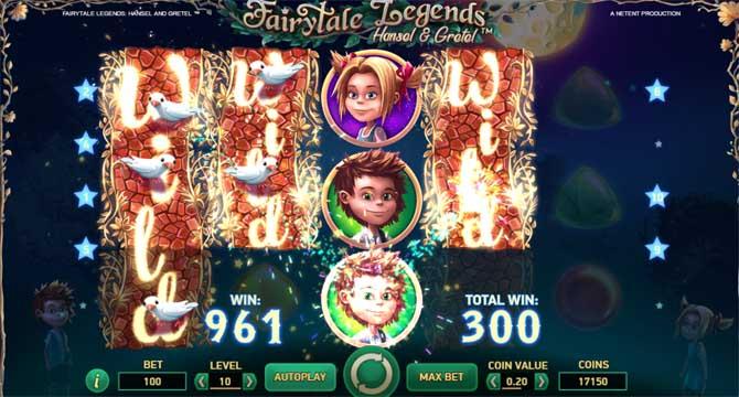 fairytale legends hansel and gretel online slot machine