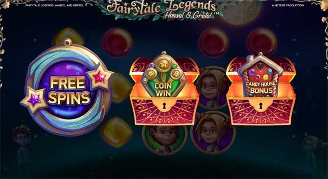 hansel and gretel slot free spins bonus