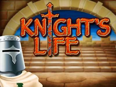 knights life slot review