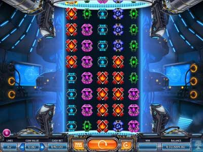 power plant online slot by yggdrasil game screenshot