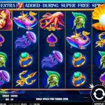 queen of atlantis pragmatic play online slot