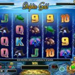 dolphin gold slot review