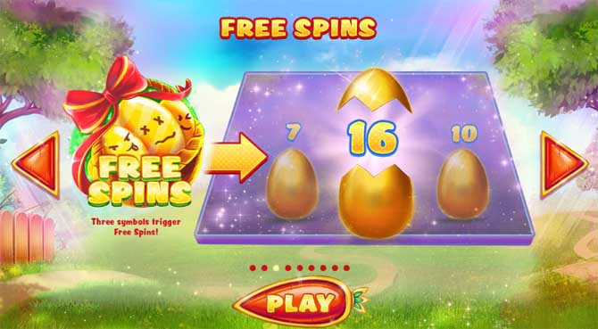 lucky easter slot review