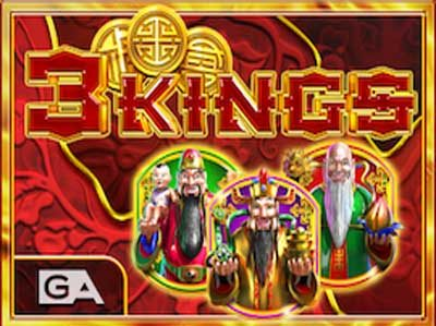 3kings gameart slot
