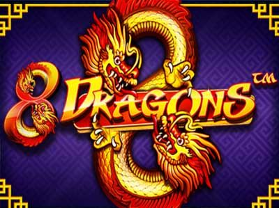 8 dragons slot review