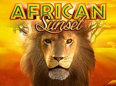 african sunset slot review