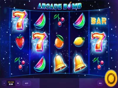arcade bomb online slot review