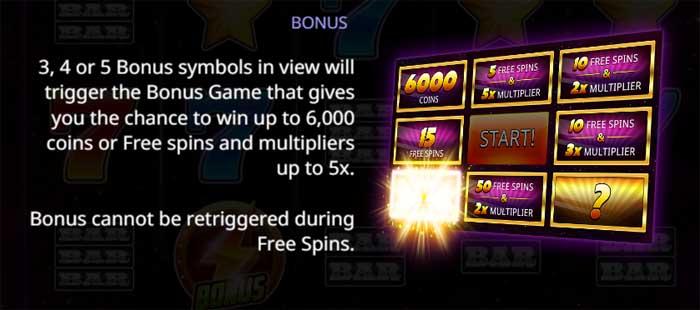 booster slot bonus feature