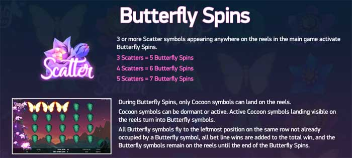 butterfly staxx online slot machine