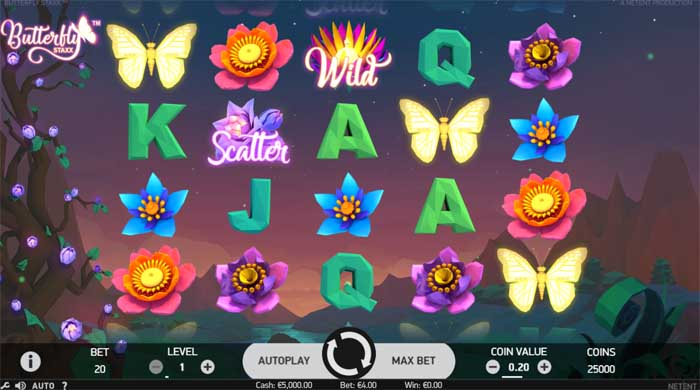 butterfly staxx online slot review