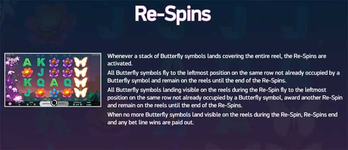 butterfly staxx respins