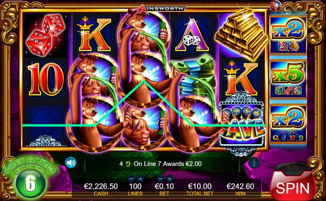 cash cave online slot review