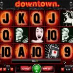 downtown online slot by 1x2gaming