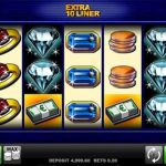 extra 10 liner slot by merkur gaming