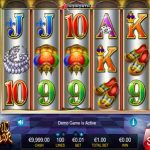 grand bazaar online slot game by ainsworth