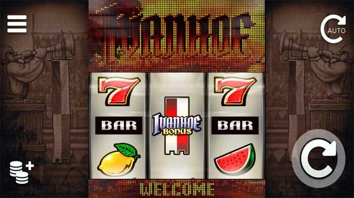 ivanhoe online slot