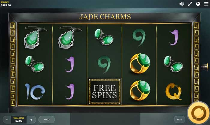 jade charms online slot review