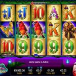 king chameleon slot review