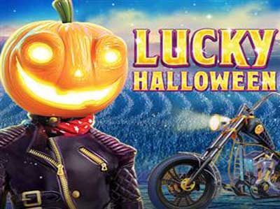 lucky halloween slot review