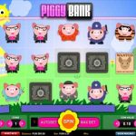 piggy bank online slot by 1x2gaming
