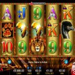 roaming reels online slot machine by ainsworth gaming technology