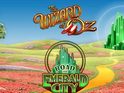 Wizard of Oz - Road to Emerald City
