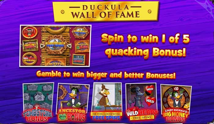 count duckula blueprint gaming