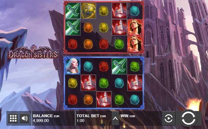 dragon sisters slot by push gaming