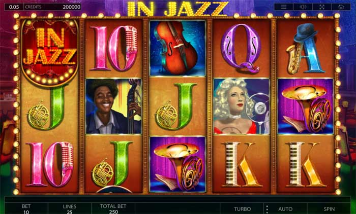 in jazz online slot review