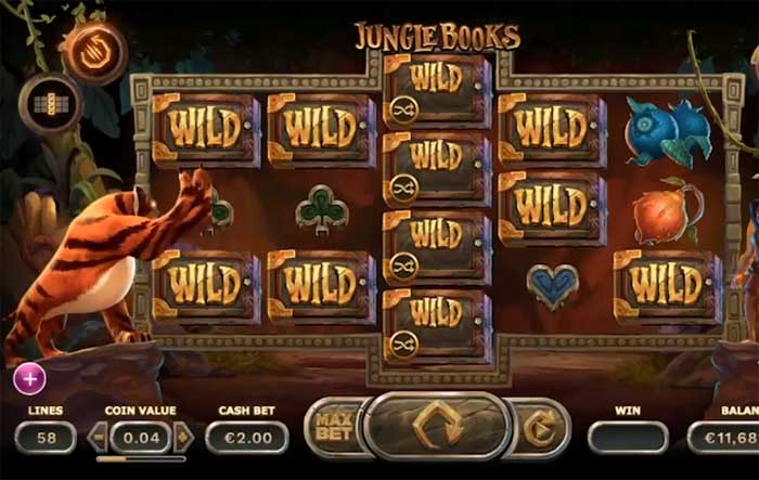 jungle books big win