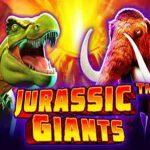 jurassic giants online slot review